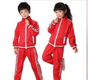 小学生运动服