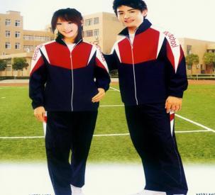 中学生运动服