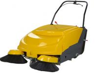 江苏手推式扫地机车间地面扫吸一体机BA800