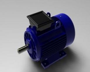 江森型电动机