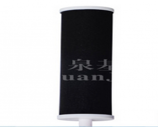 泉基QJ-123LXC 10寸活性炭棒滤芯 净水器滤芯 活性炭滤芯