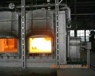 燃气锻造加热炉