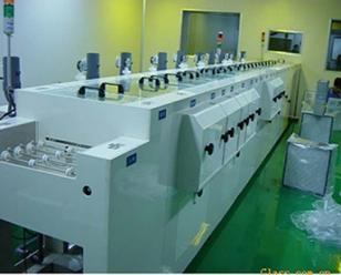 PR前清洗设备