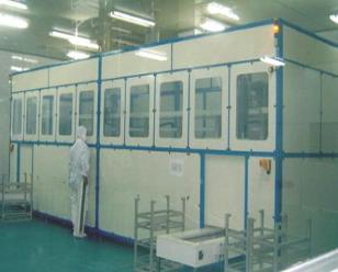 TFT玻璃减薄设备