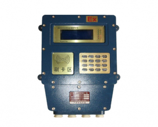 定量控制仪(隔爆型,带刷卡)