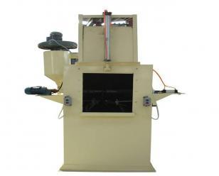 通宝锯片自动湿式喷砂机  转盘式喷砂机