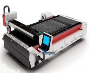 通宝管板一体数控光纤激光切割机