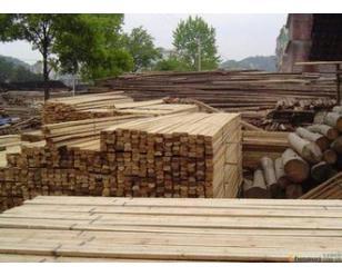 旧方木展示