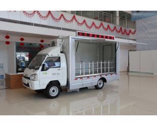 小型售货车