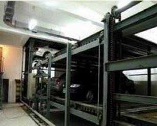 多层循环式机械车库