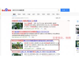 绿植行业-优化案例
